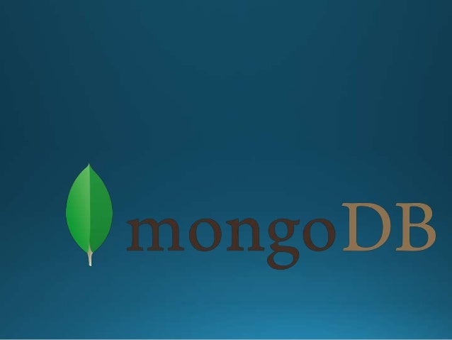 SQL  MongoDB  Database  Database  Table  Collection  Row  Document  Column  Field  Index  Index  Primary key  Primary key ...