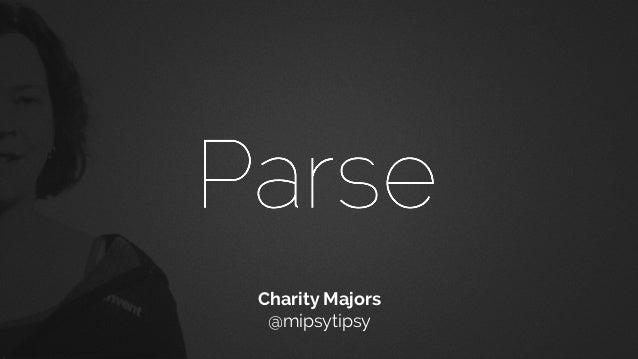 Mongo db parse-v17