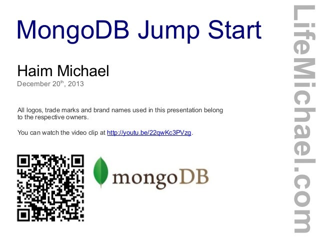 MongoDB Jump Start