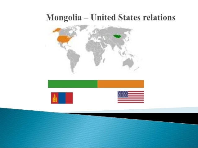 The U.S. Government recognized Mongolia in January 1987 and established its first embassy in Ulan Bator in June 1988.  It...