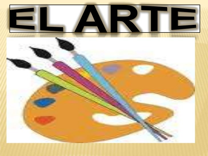 El arte<br />