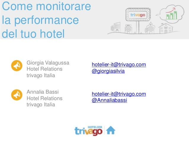 Monitora il tuo hotel