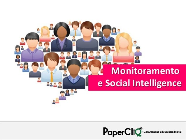 Monitoramentoe Social Intelligence