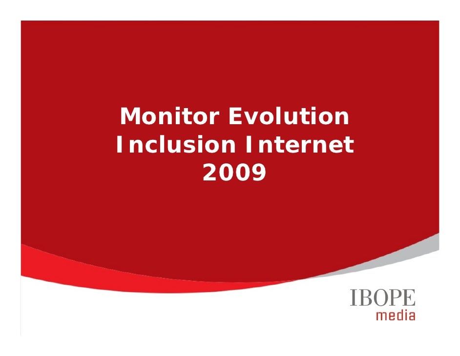 IBOPE Monitor now covers internet