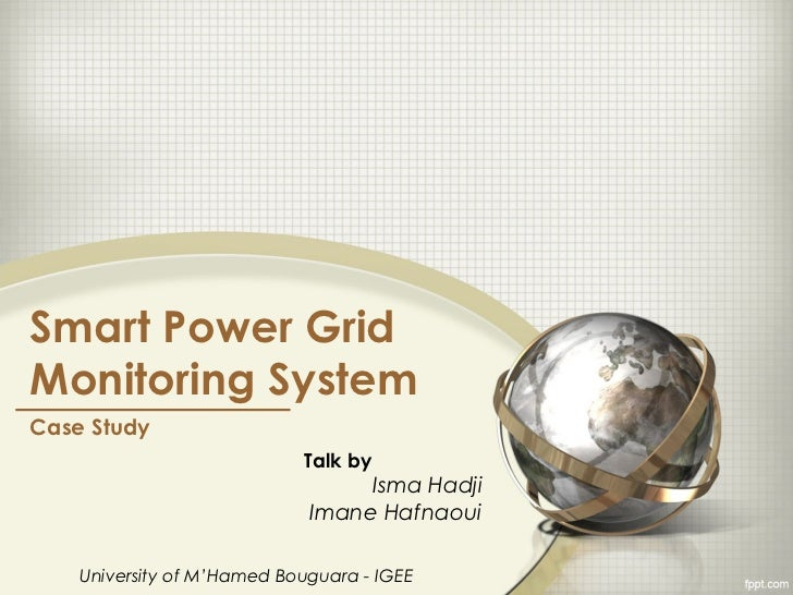 Smart Power Grid Monitoring System