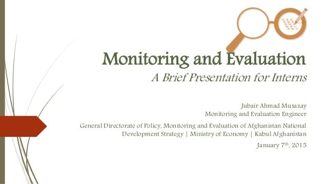 monitoring and evaluation Monitoring and evaluation is essential to maintain or improve the quality of health system interventions against gbv and to understand whether these.