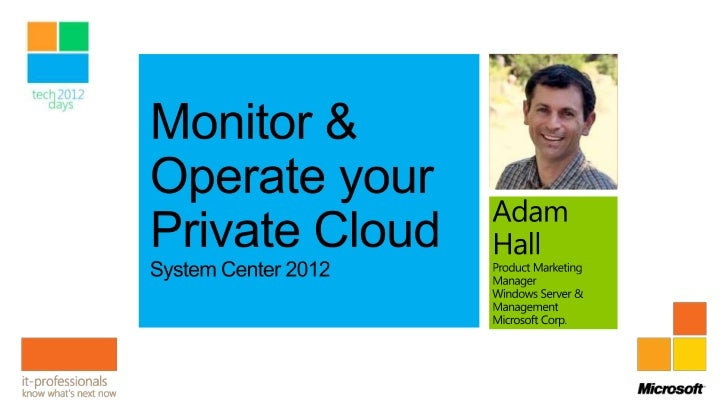System Center Helps Deliver IT as a Service                                                                              C...
