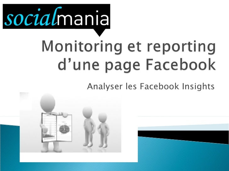 Analyser les Facebook Insights