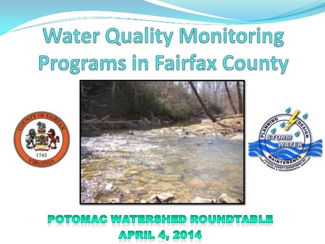 Monitoring Milestones  1969 - Health Department stream monitoring  1984 - Gunston Cove ecological study  1986 - Kingsto...