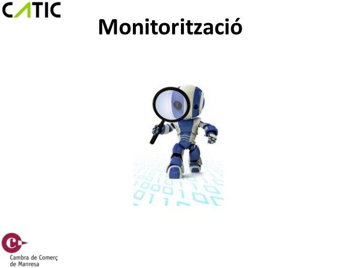 Monitorització cambra