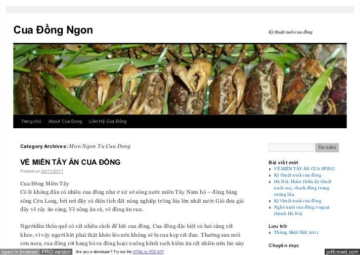 Mon ngon tu_cua_dong