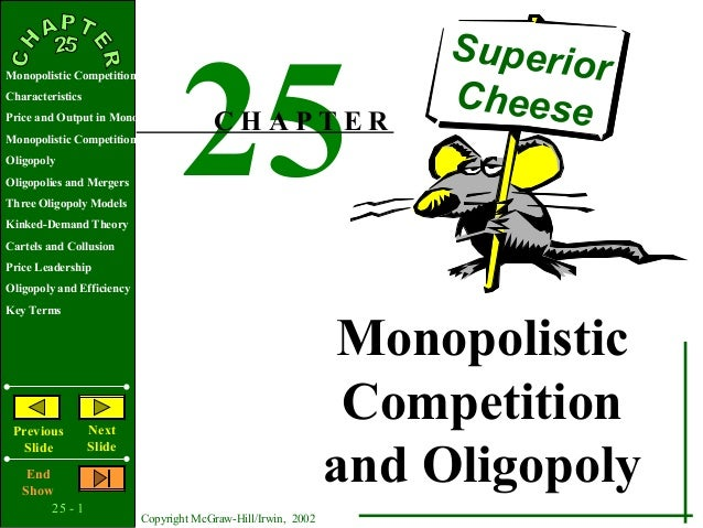 Mono comp __oligopoly___game_theory