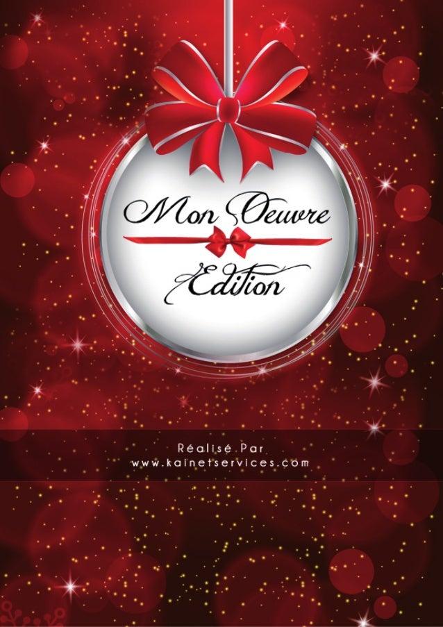 Mon Oeuvre Edition: idée cadeau cadeaux personnalisés Maroc