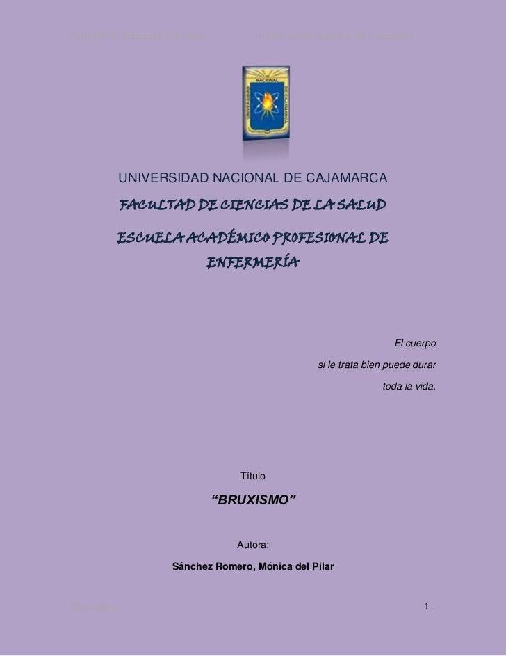 2625725889000<br />UNIVERSIDAD NACIONAL DE CAJAMARCA<br />FACULTAD DE CIENCIAS DE LA SALUD<br />ESCUELA  ACADÉMICO  PROFES...