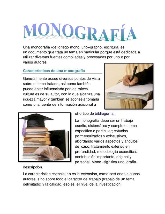google com monografia: