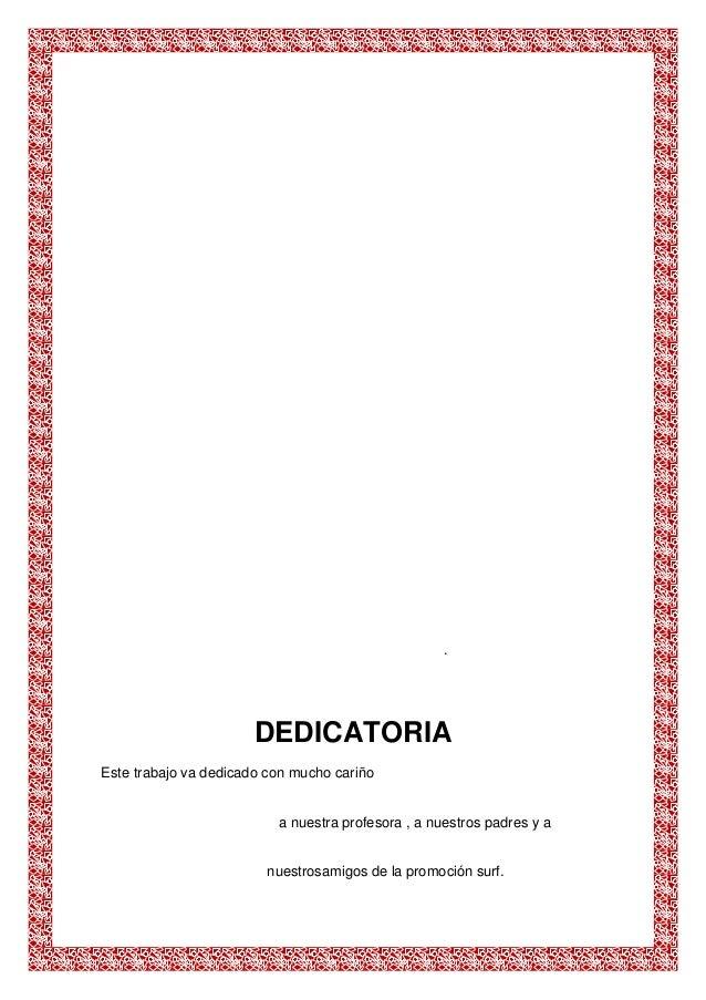 Monografia de un proyecto de investigacion