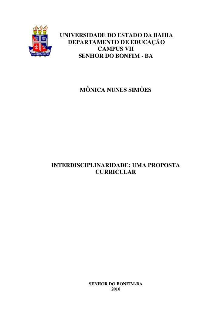 Monografia Mônica Pedagogia 2010