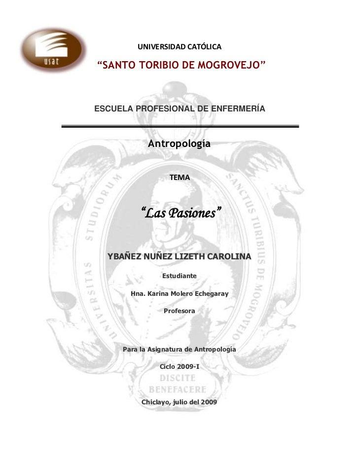 """-686512-348952UNIVERSIDAD CATÓLICA<br />-342900274320 """"SANTO TORIBIO DE MOGROVEJO""""<br />ESCUELA PROFESIONAL DE ENFERMERÍA ..."""