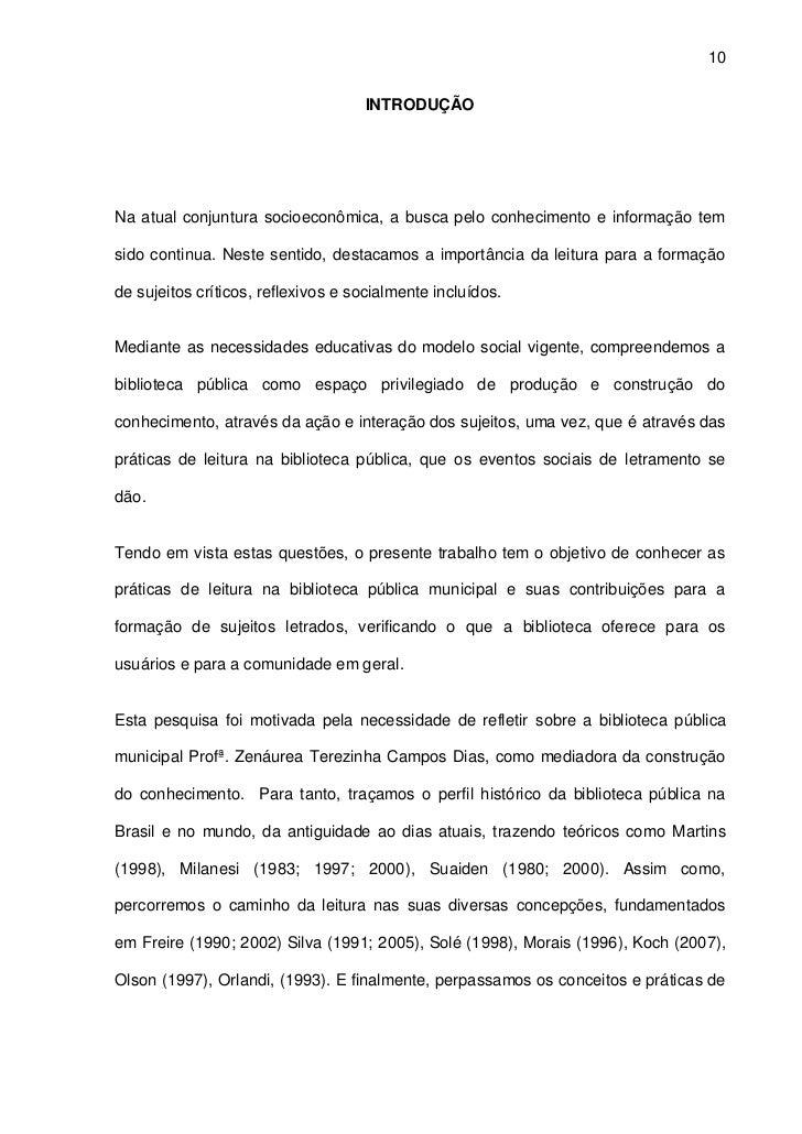 Monografia Francieli Pedagogia 2010