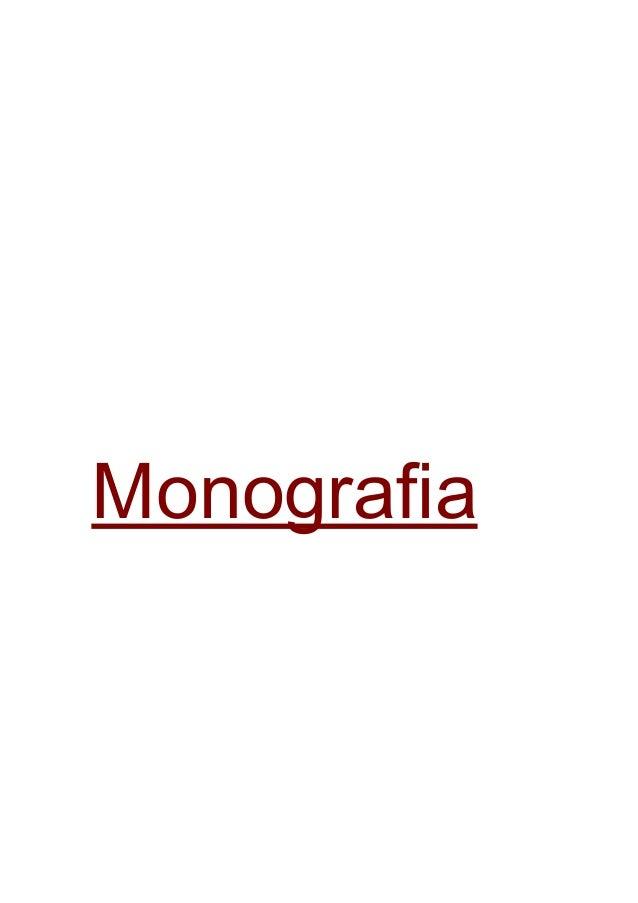 Monografia deuda externa