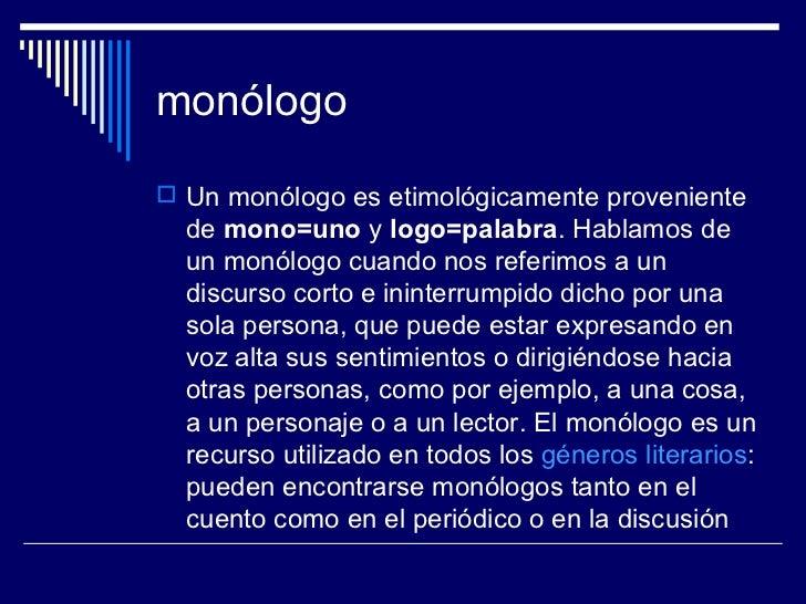 monologo de una prostituta