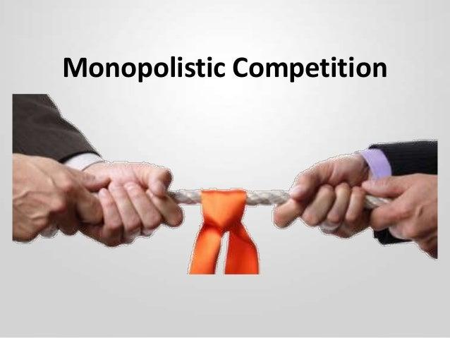 articles monopolistic competition