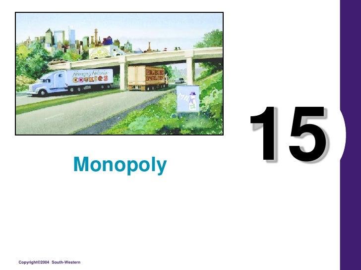 15<br />Monopoly<br />