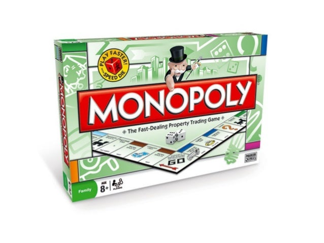 Monopoly is a bad game