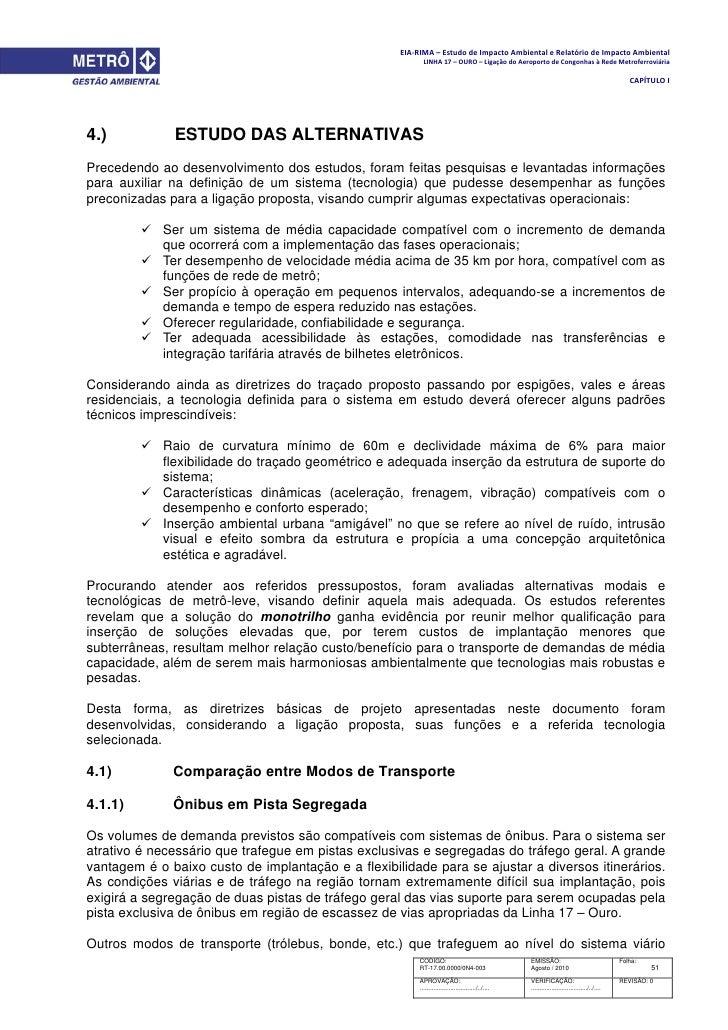 EIA‐RIMA–EstudodeImpactoAmbientaleRelatóriodeImpactoAmbient...