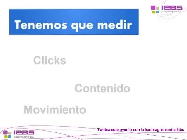 Webinar monitorización de contenido en redes sociales
