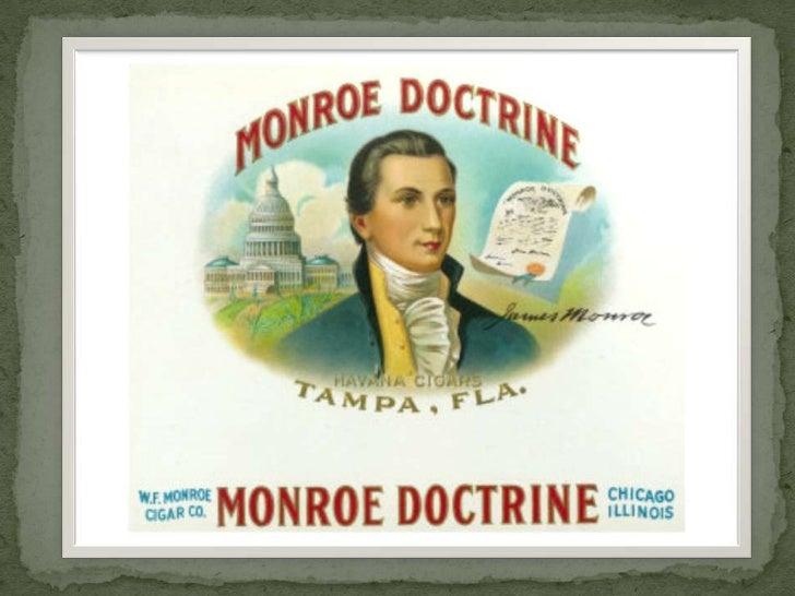 PPT - Monroe Doctrine - IIB1
