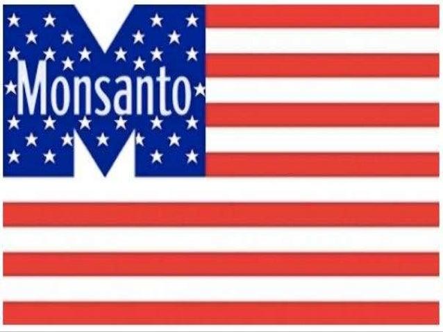 Monsanto killer powerpoint