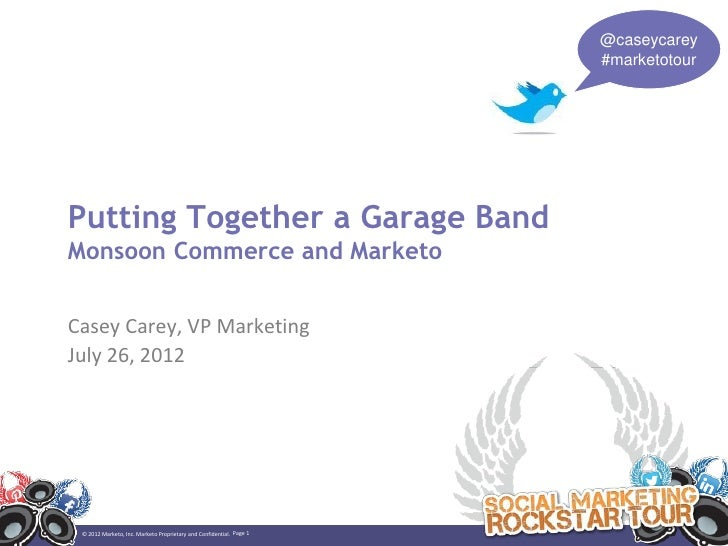 Becoming a B2B Marketing Rockstar