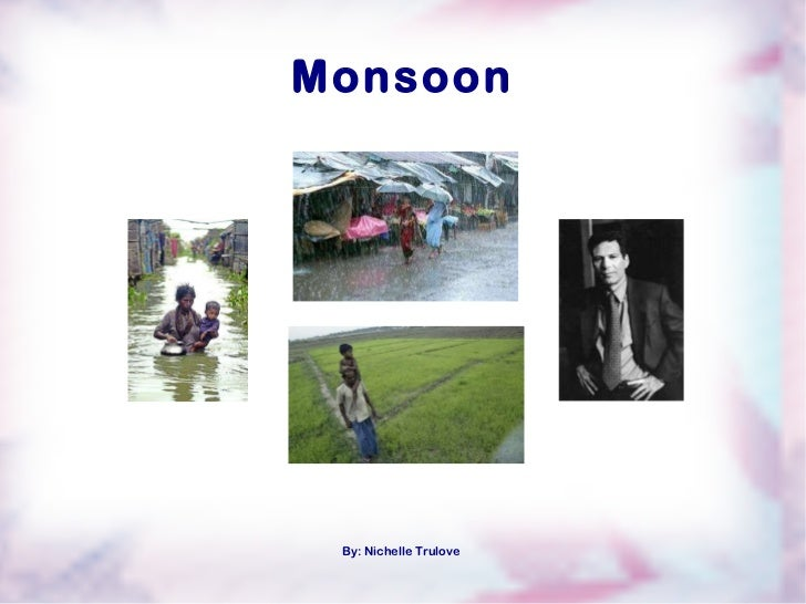 Monsoon presentation