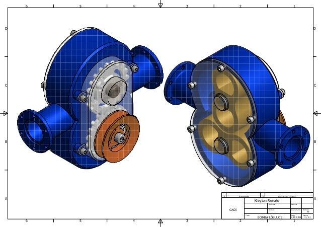 1 1 2 2 3 3 4 4 5 5 6 6 A A B B C C D D Página: Formato: Data: Acabamento: Material: Denominação Especificação e MaterialN...