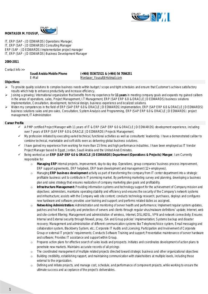 resume erp consultant bestsellerbookdb