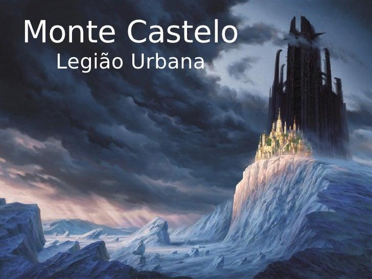 Monte Castelo Legião Urbana