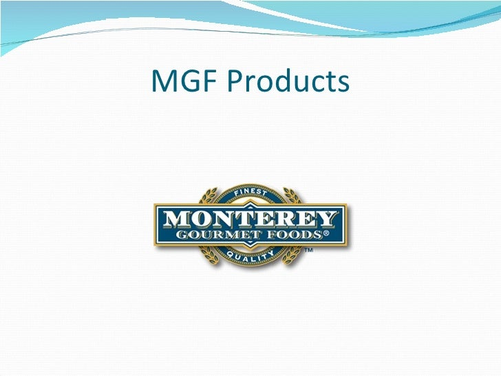 MGF Products