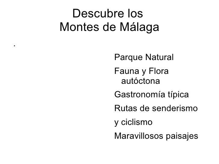 . <ul><li>Parque Natural