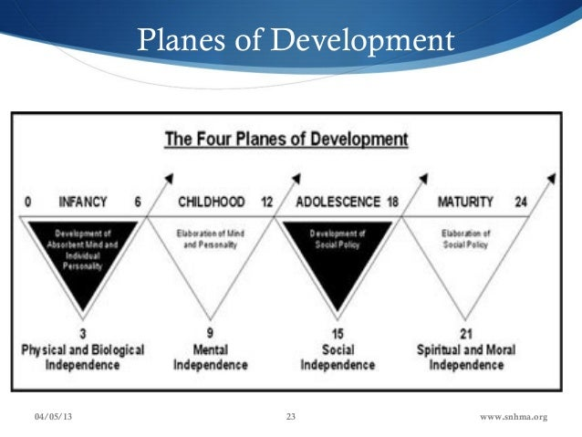 child development essay montessori She is the executive director of main street montessori association i do a lot of   what can we do right now to help your child develop these characteristics.