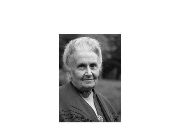 María Montessori (1870-1952)