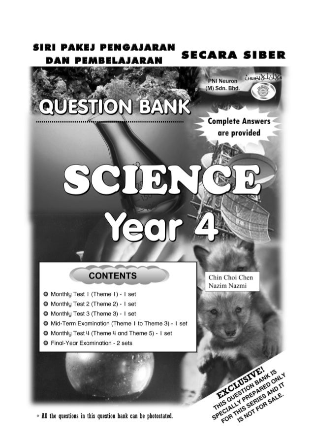 monthly test 1                          (Theme 1: Investigating Living Things)                                            ...