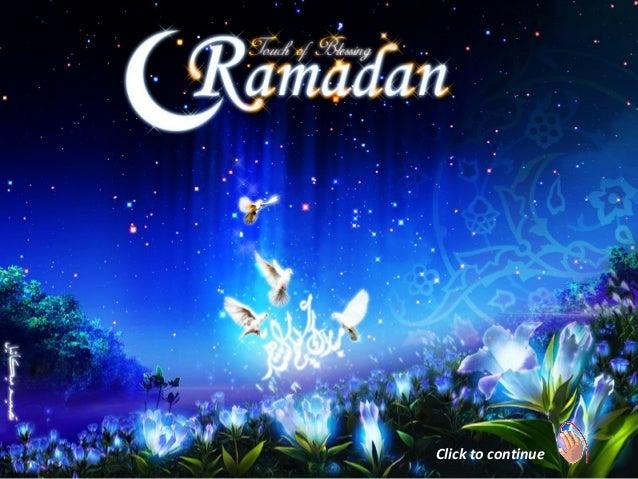 Month of Ramadan. (Nikos)