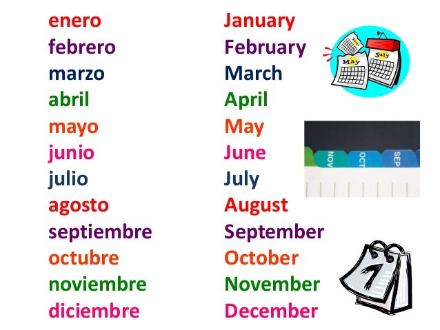 how to write dates in english month year