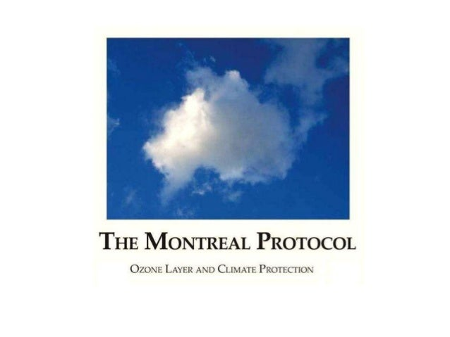 Unit Outline 1. Introduction to Montreal Protocol 2. Categories of ODS 3. Phasing Out ODS 4. Conclusion