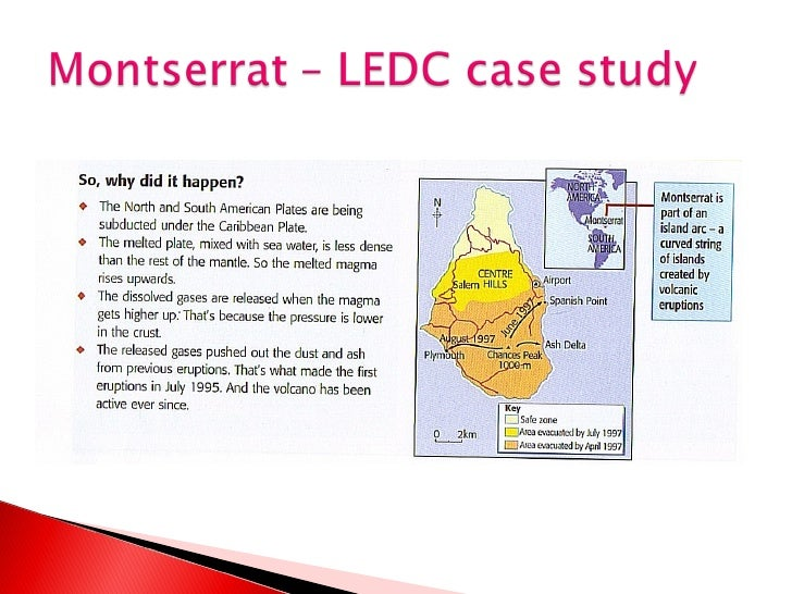 case study earthquake ledc