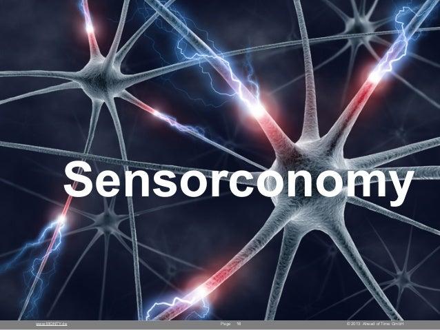 Sensorconomy