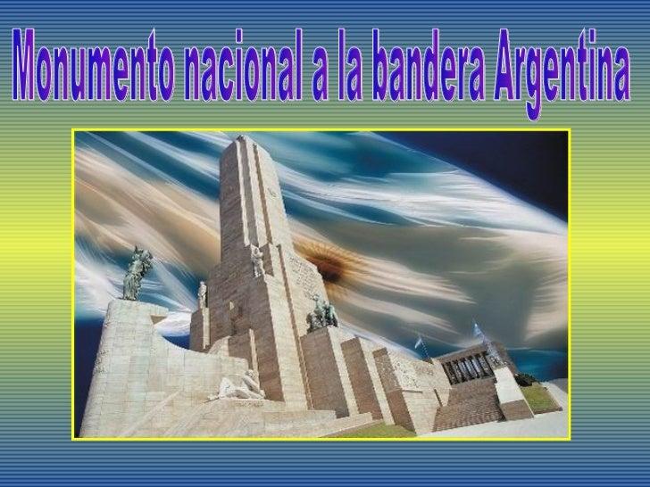 Monumento A La Bandera 4a7 Terminado Para Blog