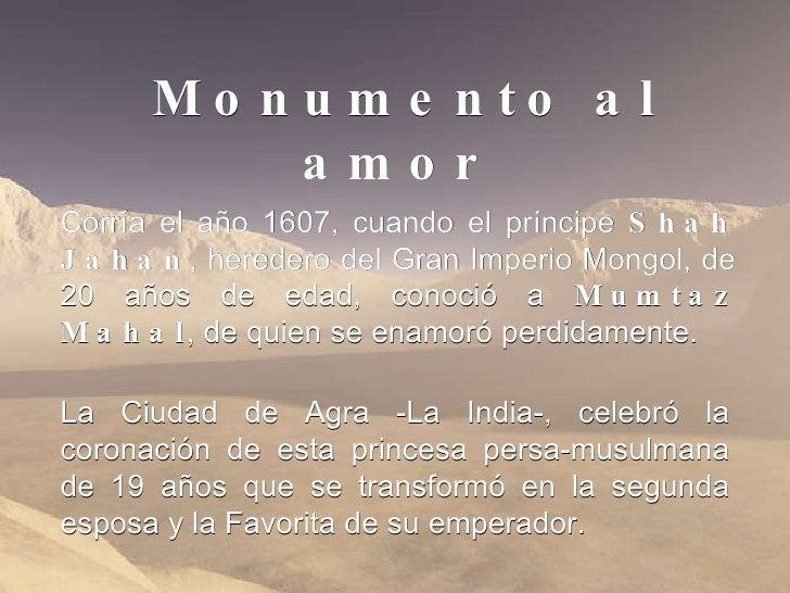 Monumentoalamor