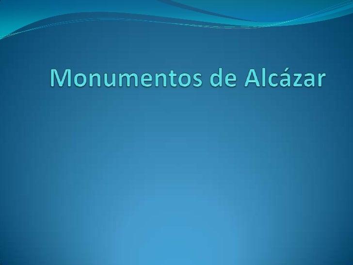Monumentos por Aarón